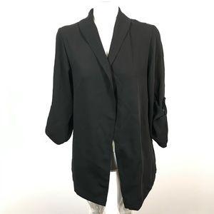 Babaton open front blazer